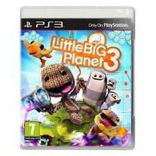 LittleBigPlanet 3 (PS3) Nuevo Sellado PLAYSTATION 3 Little Big Planet