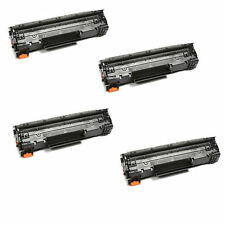 4PK for CE278A Canon 128 CRG128 Toner Cartridges ImageCLASS MF4450 MF4550 MF4570