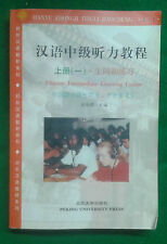 lingua cinese - chinese intermediate listening course - vol. I,II - university