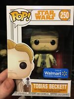 Star Wars Tobias Beckett Funko Pop Walmart Exclusive!