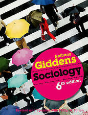 Sociology by Giddens, Anthony