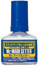 Mr Hobby Mark Setter GSI Creos Paint Supply Tool Jar Bottle Liquid 40ml, 1.35 oz