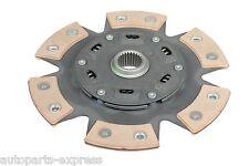 STAGE 2 CLUTCH DISC BAHNHOF FOR 96-01 CHEVY S10 GMC SONOMA 96-99 ISUZU 2.2L