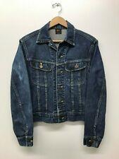 Vintage Lee 101-J Denim Jacket 1950's Red Tag Size:36 z-7