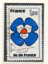 TIMBRE FRANCE OBLITERE N° 1991 ILE DE FRANCE / Photo non contractuelle