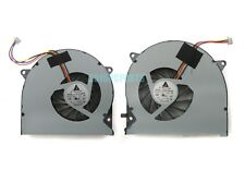 New ASUS G75 G75V G75VW G75VW-DS71 G75VW-TH7 G75VX CPU + GPU Cooler Cooling Fans