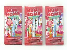 Num Noms Scented Gel Crayons Twistable Multi Color 3 Count 5 Each Pack 15 Total