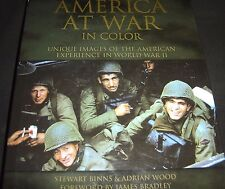 America at War in Color Unique Images of the American Experience in World War II