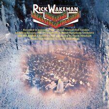RICK WAKEMAN - JOURNEY TO THE CENTRE OF THE EARTH (CD/DVD)  2 CD NEU