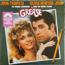 Grease - Limited 2x Pink Vinyl - Sealed - MINT