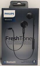 Philips FreshTones MyJam In-Ear Earphones Wireless Bluetooth SHS5250BK BNIB