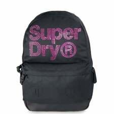 SUPERDRY Lineman Rhinestone Montana Backpack G91007MR- 02A SUPERDRY Schoolbag