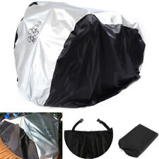 Bike Cover Waterproof Bicycle Cycle Outdoor Sun Rain Dust Protector for 2 Bikes