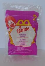 1996 McDonald's Happy Meal Toy Barbie Doll Rapunzel #2