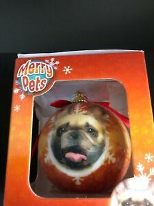 Home Decor French Bulldog   Christmas Baubles Dog