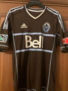 Vancouver Whitecaps 3rd Kit 2012