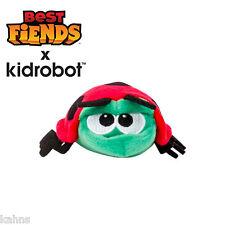 kidrobot Best Fiends Plush : Bob the Grumpy Ladybug