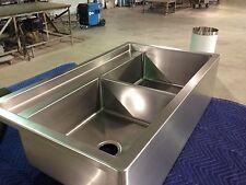 Farmhouse Sink With Soap Ledge 43 7/8 X 26''