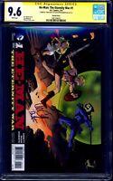 He Man Eternity War #1 COOKE VARIANT CGC SS 9.6 signed Alan Oppenheimer SKELETOR