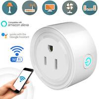 Smart Power Buchse WLAN Schalter Fernbedienung Timer Ausgang Adapter App Control