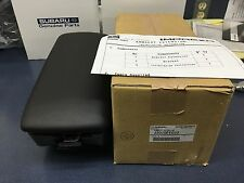 2002-2004 Subaru Impreza Black Armrest Extension OEM NEW Genuine WRX & STI NEW !