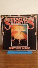 STRAWBS Grave New World  LP