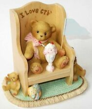 Cherished Teddies 2007 Figurine, Alissa, Regional Event Bear, 4008961, Nib