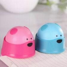 Creative Mini Bear Kids Student Office Stapleless Stapler Finisher Eco-friendly