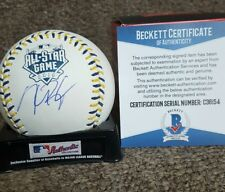 KRIS BRYANT signed autographed 2016 All-Star baseball CHICAGO CUBS w/COA BECKETT