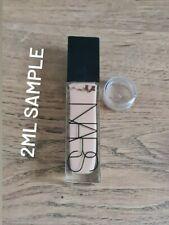 Nars Natural Radiant Longwear Foundation Punjab Medium 1 2ml SAMPLE