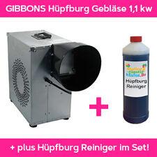 Gebläse Gibbons mit Timer Blower Metallgehäuse 1,5 PS 1,1 kw Fan