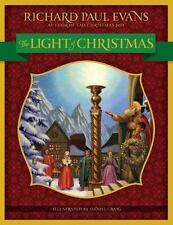 The Light of Christmas by Richard Evans (2016, Picture Book)