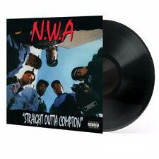 NWA Straight Outta Compton Vinyl LP Album Explicit Lyrics Reissued Record Sealed