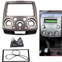 2DIN Car Radio Stereo Fascia for Ford Everest Ranger Mazda BT-50 BT50 2006-2011