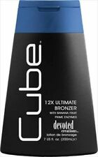 Devoted Creations Cube 12X Ultimate Bronzer Tanning Lotion 7 oz