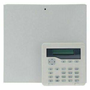 Scantronic I-ON 10 Zone Alarm Control Panel & KEY-KP01 I-ON10-KP