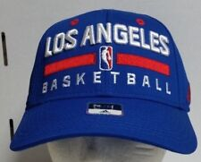 c5196e5ae79 Los Angeles Clippers Men s Adidas NBA Basketball Practice Flex Fit Hat Cap  ...