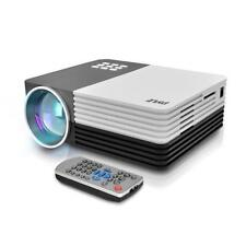 Pyle PRJG65 Digital Multimedia Projector, HD 1080p Support, USB/SD/HDMI, Mac