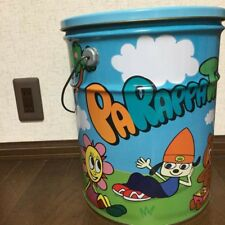 Limited Parappa The Rapper Drum Chair With Storage Box Cushion RARE Anime Japan