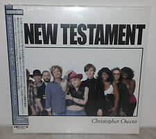 CD NEW TESTAMENT - CHRISTOPHER OWENS - JAPAN - HSE-60196