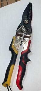 "Craftsman Shears Aviation Tin Snips  11"" Long 73756"
