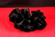 """Very Nice 4"""" Black Silk Hair Pin"""