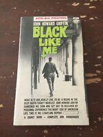 1961 Black Like Me by John Howard Griffin Paperback