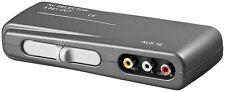 Audio-Video-Umschaltbox  3 Eingänge - 1 Ausgang | TV | Video | Audio