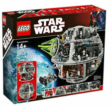 LEGO 10188 2008 Star Wars Death Star New in Factory box