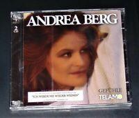 ANDREA BERG GEFÜHLE + 1992 ERSTE EINGESUNGENE ANDREA BERG SONG DOPPEL CD NEU OVP