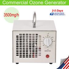 Commercial Ozone Generator 3500mg/h O3 Air Purifier Deodorizer 110V Us Fast Ship