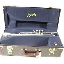 Bach Model LT180S77 Stradivarius 'New York' Trumpet SN 740555 OPEN BOX