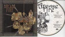 ARCADE FIRE Neighborhood #3 2004 UK 2-trk promo test CD