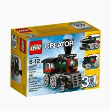 LEGO Creator Emerald Express 3 Sets in 1 NEW SEALED 31015